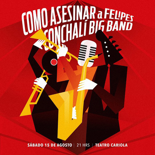 Big Band Caf Ef Bf Bd H Ef Bf Bdrouville Saint Clair